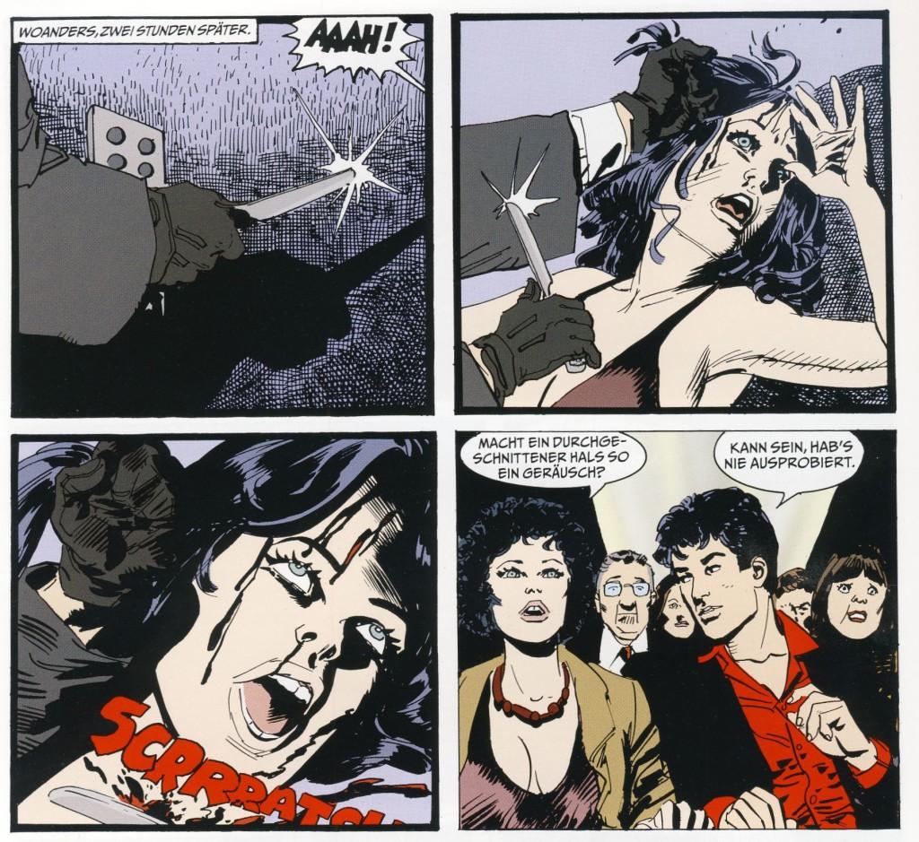 Insignien des Giallo: Der schwarze Handschuh, das Messer und der blutige Mord