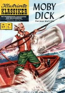 Moby Dick – Illustrierte Klassiker ca. 1957