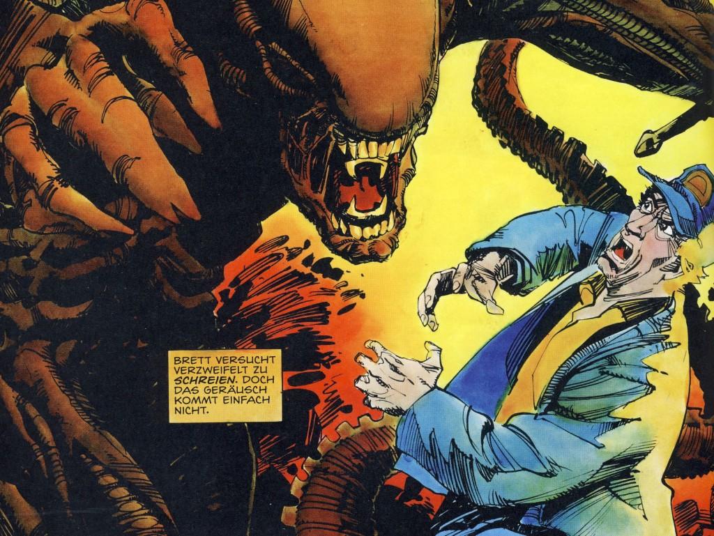 Archie Goodwin und Walter Simonson: Alien – Der Comic. 2014, Cross Cult Verlag