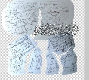 Skizze von Lisa Neun