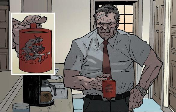 © Jason Aaron, Jason Latour, Image Comics