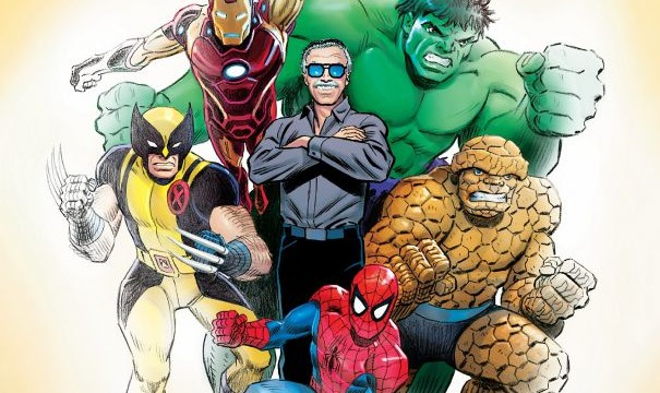 Stan Lee – So zeichnet man Comics