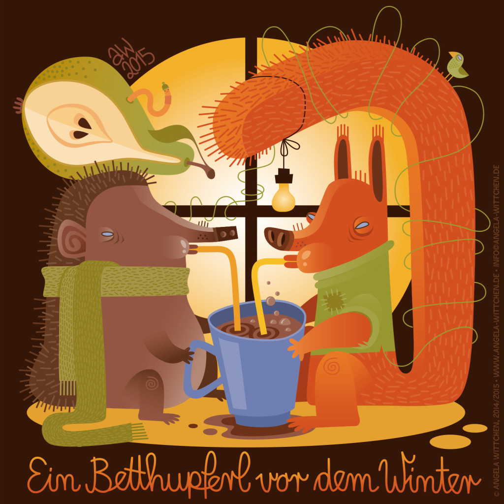 Kalendermotiv von Angela Wittchen-Hughes