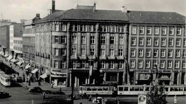 Regina-Lichtspiele Hannover im Jahr 1954. (Quelle: KinoWiki)