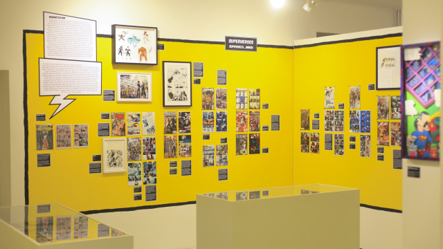 Blick in die Ausstellung, © robertm.de