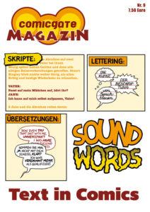 Comicgate-Magazin 9 Cover