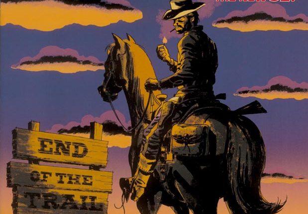 Darwyn Cookes Cover zu All Star Western #34 (2014) © DC Comics