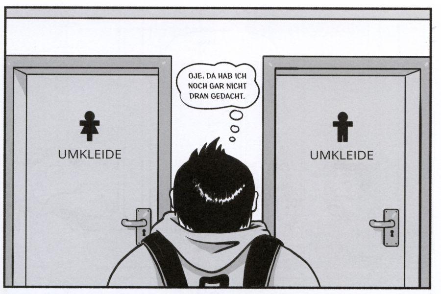 Umkleide