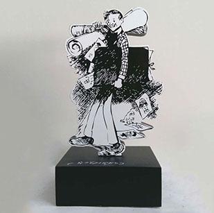 rudolph_dirks_award-statue