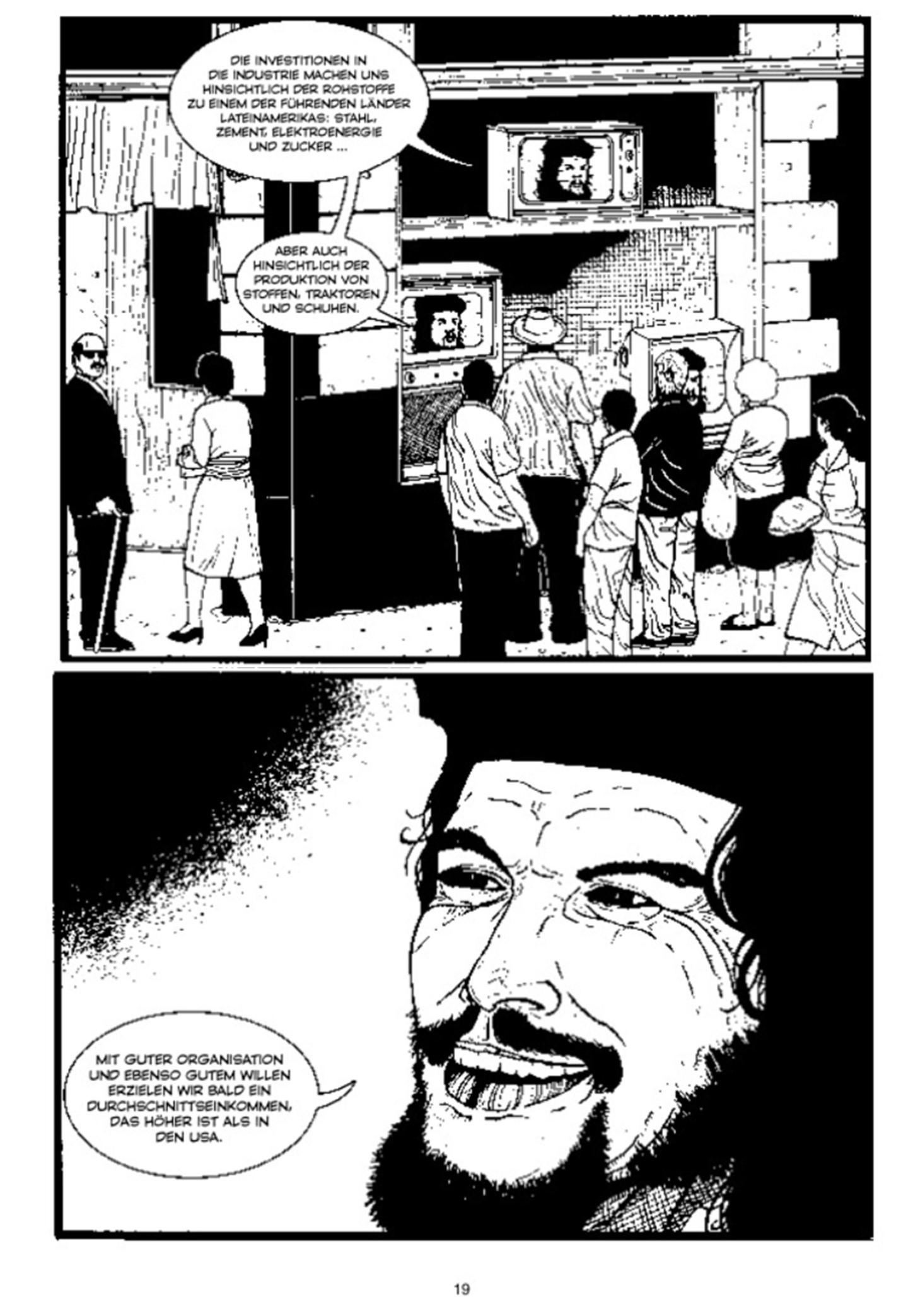 El Che Comicgate