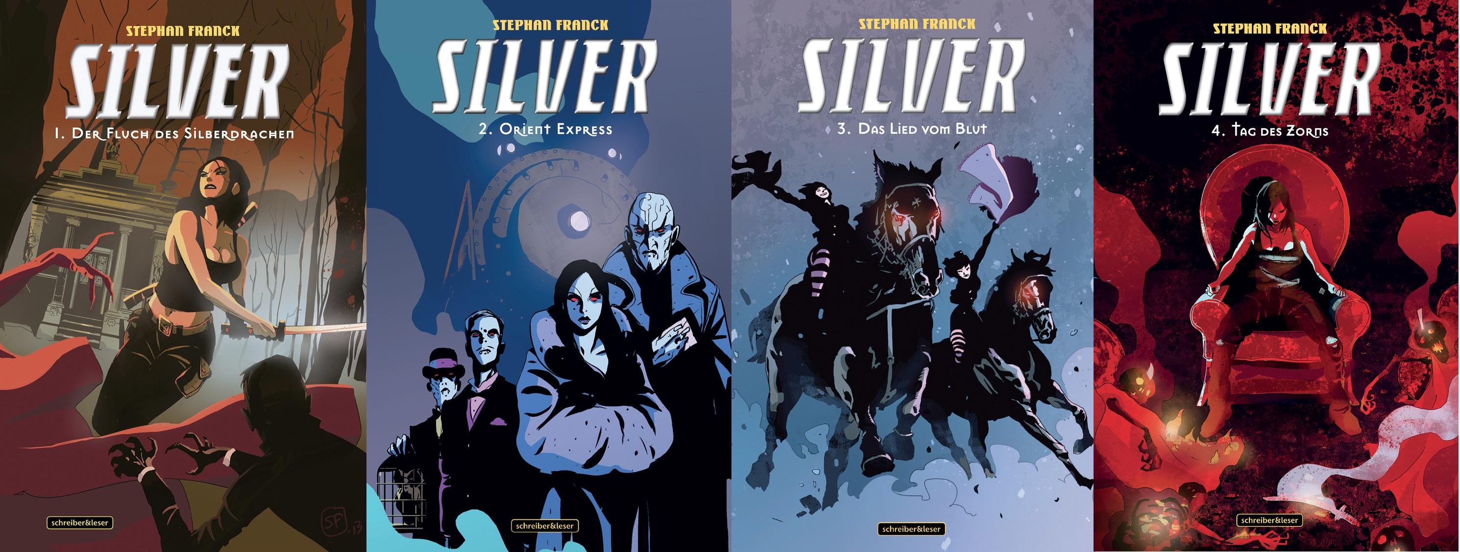 Silver 1 Sammeln & Seltenes schreiber&leser Themen
