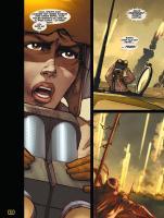 Seite aus The Red Star 1