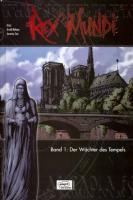 Cover von Rex Mundi 1