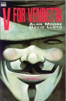 Cover der US-Ausgabe von V for Vendetta