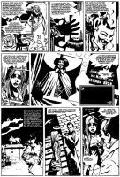 V for Vendetta, S. 2 in s/w