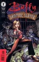 Cover of Buffy #1 (1998), drawn by Art Adams