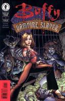 Cover zu Buffy #1 (1998), gezeichnet von Art Adams