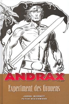 Andrax 1 – Experiment des Grauens