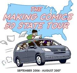 50 State Tour Logo