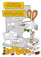 Frohe Ostern von Horst und Pony!