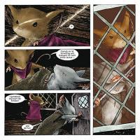 Seite aus Mouse Guard 1