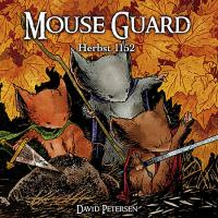 Cover von Mouse Guard 1