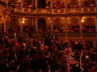 Der festliche Saal des Markgrafentheaters