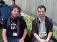 Daniel Wüllner und Sascha Hommer (rechts)