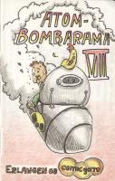 Cover Jam Comic Atombombarama VIII