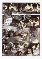 Seite aus Redhand 1