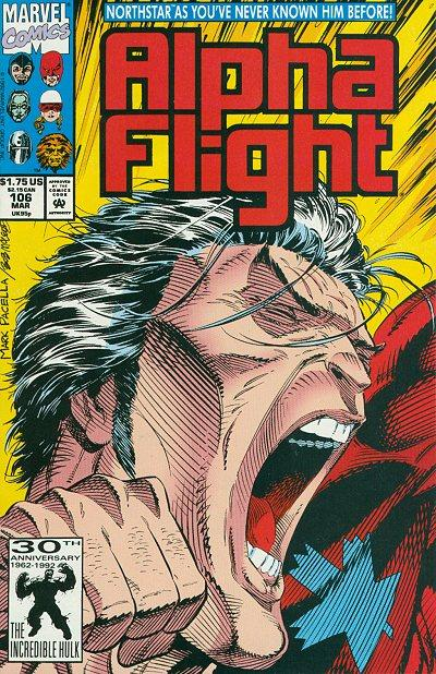 Alpha Flight 106