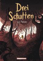 Cover Drei Schatten