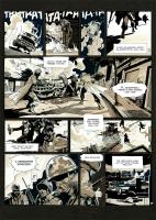 Seite aus Juan Solo 1