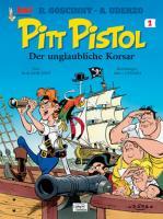 Cover Pitt Pistol – Der unglaubliche Korsar