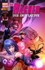 Cover von Die Rächer – Die Initiative 3