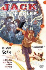 Jack of Fables: Flucht nach vorn