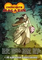 Cover des vierten Comicgate-Magazins