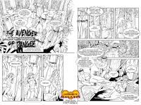 Comicgate-Magazin 4: Comic von Rolf Noelte