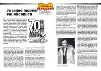 Comicgate-Magazin 4 Marvel wird 75
