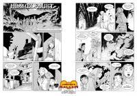 Comicgate-Magazin 4: Comic von Monozelle und Andi Völlinger
