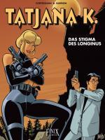 Cover von Tatjana K. 3