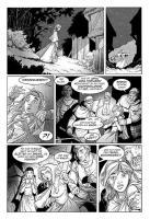 Seite aus Himmelfahrt – Comicgate-Magazin 4