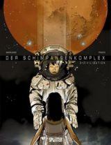 Cover von Der Schimpansenkomplex 3