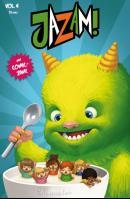 Cover von Jazam! 4