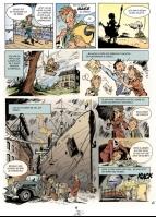 Seite aus Violetta 4