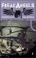 Cover von Freakangels 1