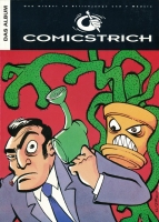 Comicstrich – Das Album, Cover: C. Moser
