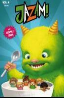Jazam! Monster