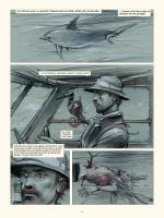 Seite aus dem Original (c) Enki Bilal/Casterman