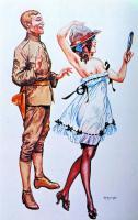 Postkarte von Chéri Hérouard